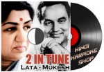 2 In Tune - Lata-Mukesh - MP3 + VIDEO