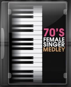 70's Romantic Mashup - MP3 + VIDEO