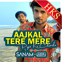 Aajkal Tere Mere Pyar (Unplugged) - MP3