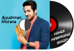 Ayushmann- The Singing Sensation - MP3 + VIDEO