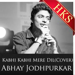 Kabhi Kabhi Mere Dil (Cover) - MP3