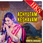 Achyutam Keshavam (Without Chorus) - MP3