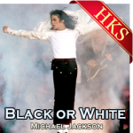 Black or White (Michael Jackson) - MP3