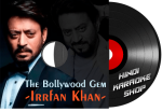 The Bollywood Gem - Irrfan Khan - MP3 + VIDEO