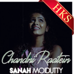 Chandni Raatein (Cover) - MP3