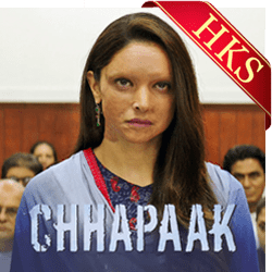 Chhapaak - Title Track - MP3 + VIDEO