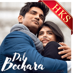 Dil Bechara (Title) - MP3