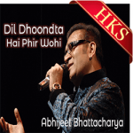 Dil Dhoondta Hai Phir Wohi - MP3 + VIDEO