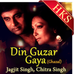 Din Guzar Gaya (Ghazal) - MP3 + VIDEO