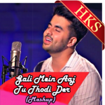 Gali Mein Aaj Chaand | Tu Thodi Der(With Female Vocals) - MP3 + VIDEO