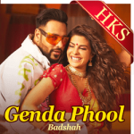 Genda Phool (Badshah) - MP3 + VIDEO