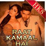 Raat Kamaal Hai (With Female Vocals) - MP3 + VIDEO