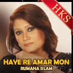 Haye Re Amar Mon - MP3