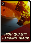 High Quality Backing Track
