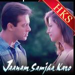 Jaanam Samjha Karo (With Female Vocals) - MP3