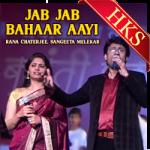 Jab Jab Bahaar Aayi (Live) - MP3