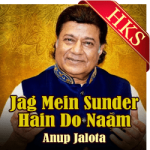 Jag Mein Sunder Hain Do Naam (Bhajan) - MP3