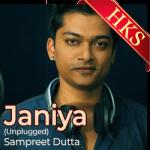 Janiya (Unplugged) - MP3