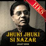Jhuki Jhuki Si Nazar (Live) - MP3