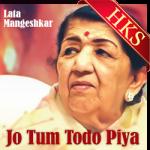 Jo Tum Todo Piya (Bhajan) - MP3