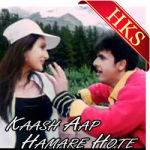 Kash Aap Hamare Hote (Fast Version) - MP3