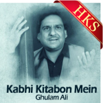 Kabhi Kitabon Mein - MP3 + VIDEO