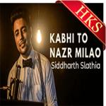 Kabhi To Nazar Milao (Unplugged) - MP3