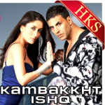 Kambakht Ishq (With Female Vocals) - MP3 + VIDEO