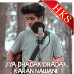 Jiya Dhadak Dhadak Jaaye (Uplugged) - MP3 + VIDEO