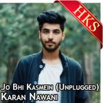 Jo Bhi Kasmein (Unplugged) - MP3