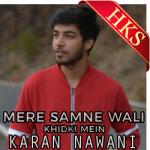 Mere Saamne Wali (Rendition) - MP3 + VIDEO