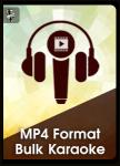 MP4 Format Bulk Karaoke