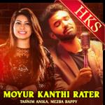 Moyur Kanthi Rater (Cover) - MP3