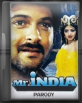 Mr. India Parody - MP3 + VIDEO