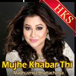 Mujhe Khabar Thi - MP3