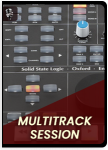 Multitrack Session Download MP3 + WAV