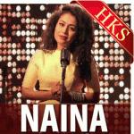 Naina (Neha Kakkar Version) - MP3 + VIDEO