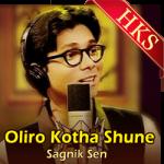 Oliro Kotha Shune (Live) - MP3