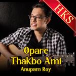 Opare Thakbo Ami (Live) - MP3