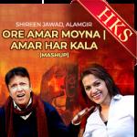 Ore Amar Moyna Pakhi | Amar Har Kala Korlam Re (Mashup) - MP3