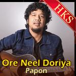 Ore Neel Doriya (Cover) - MP3