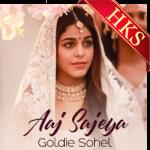 Aaj Sajeya - MP3 + VIDEO