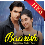 Baarish (Single Track) - MP3 + VIDEO