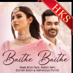 Baithe Baithe - MP3 + VIDEO