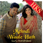 Mehendi Wale Haath - MP3