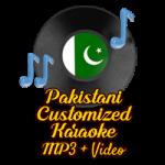 Pakistani Customized Karaoke MP3 + VIDEO