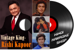 Vintage King - Rishi Kapoor - MP3 + VIDEO