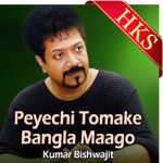 Peyechi Tomake Bangla Maago - MP3