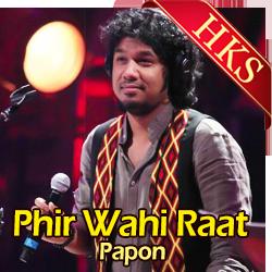 Phir Wahi Raat (Unplugged) - MP3