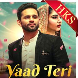 Yaad Teri (Rahul Vaidya) - MP3